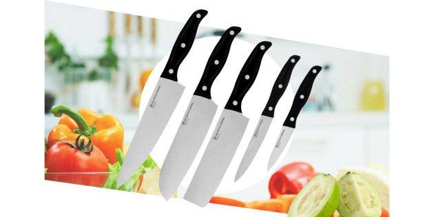 Набор ножей