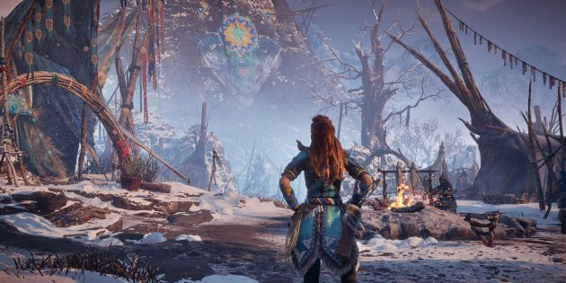 купить консоль: Horizon Zero Dawn