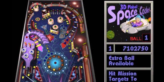Классические игры для Android и iOS: Pinball