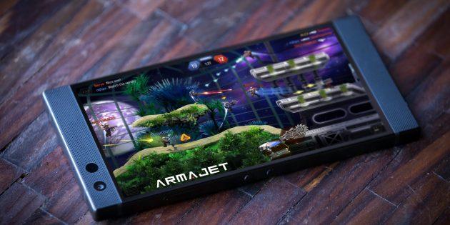 Лучшие Android-смартфоны 2018: Razer Phone 2