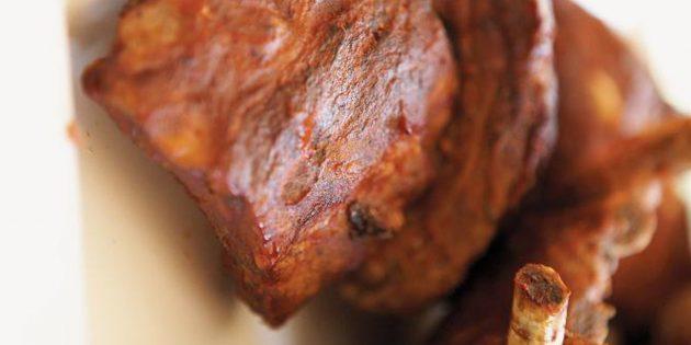 Куриные ребра