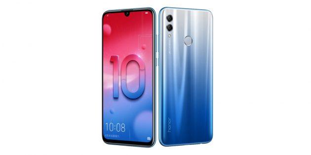 Смартфоны ноября-2018: Honor 10Lite