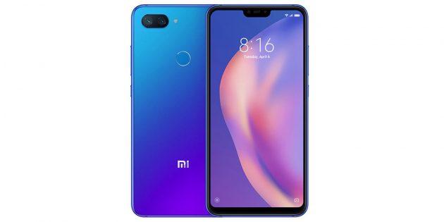 Xiaomi Mi 8Lite