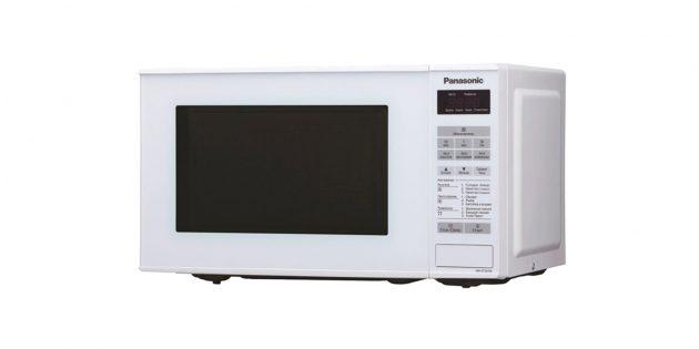 Микроволновка Panasonic NN-GT261WZTE