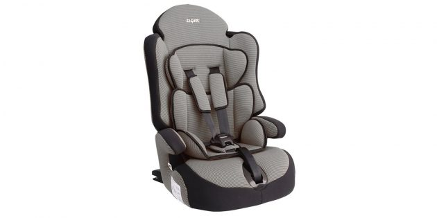 Siger Prime Isofix