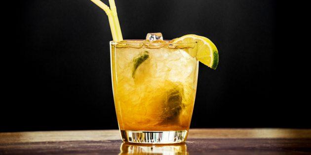 коктейли с водкой: кайпироска