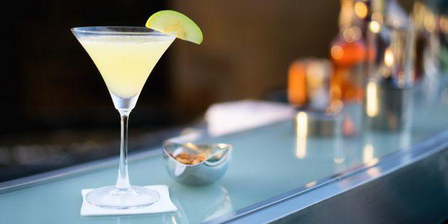 коктейли с водкой