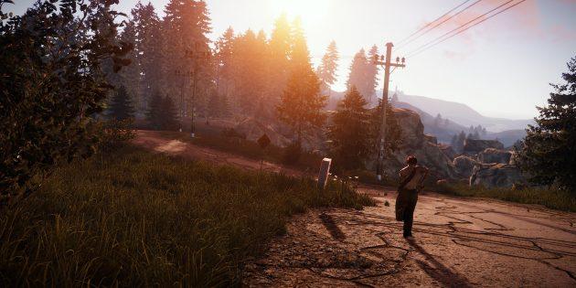 Игры про выживание: Rust