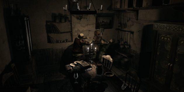 Игры про зомби: Resident Evil HD Remaster