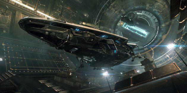 Игры про космос: Elite Dangerous