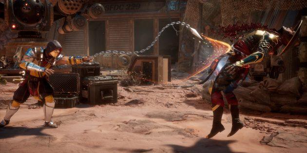 Самые ожидаемые игры 2019: Mortal Kombat 11