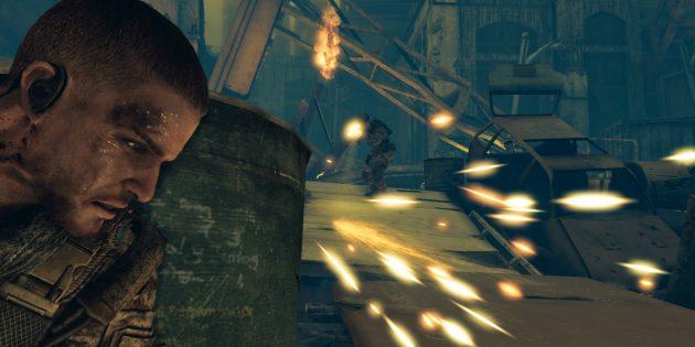 Шутеры с сюжетом: Spec Ops: The Line