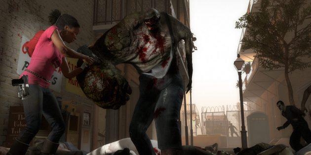 Игры про зомби: Left 4 Dead 2
