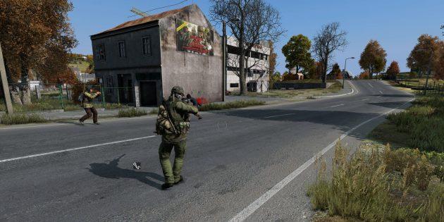 Игры про зомби: DayZ