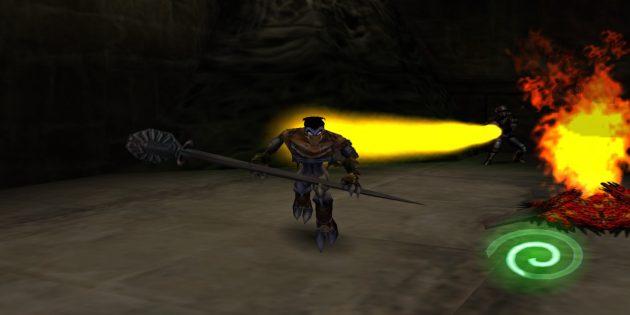 Игры про вампиров для ПК и консолей: Legacy of Kain: Soul Reaver