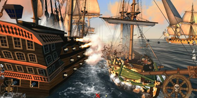 Игры про пиратов: The Pirate: Caribbean Hunt