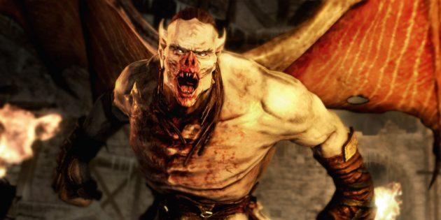 Игры про вампиров для ПК и консолей: Castlevania: Lords of Shadow