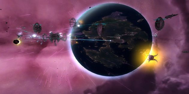Игры про космос: Sins of a Solar Empire