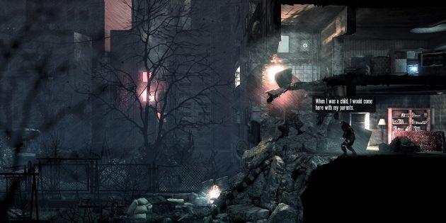 Игры про выживание: This War of Mine