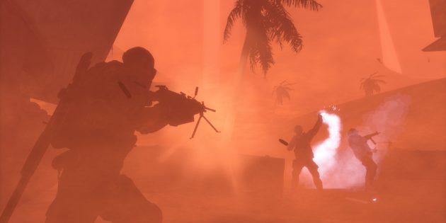 Шутеры с сюжетом: Spec Ops: The Line (в тумане)