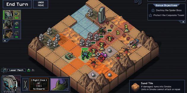 Лучшие игры по версии Time: Into the Breach