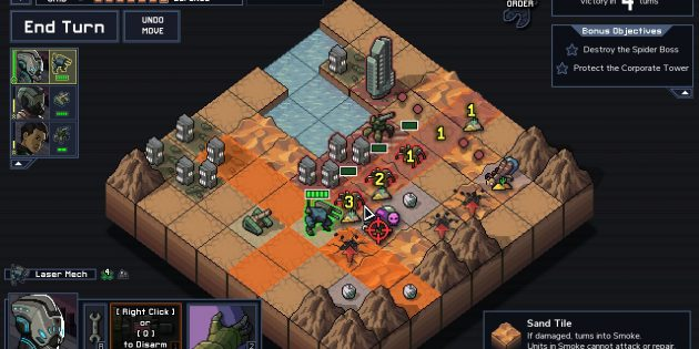 Топ инди-игр 2018: Into the Breach