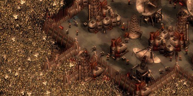 Игры про зомби: They Are Billions