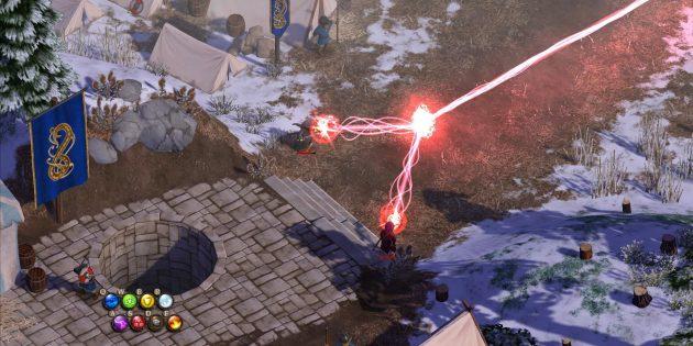 Игры про викингов: Magicka
