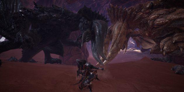 Топ лучших игр 2018года: Monster Hunter: World