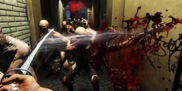 Игры про зомби: Killing Floor 2
