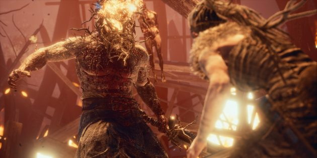 Игры про викингов: Hellblade: Senua's Sacrifice