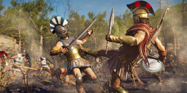 Лучшие игры по версии Time: Assassin's Creed Odyssey