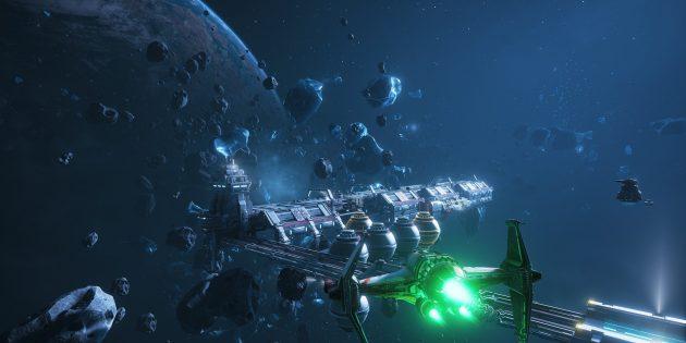 Игры про космос: Everspace