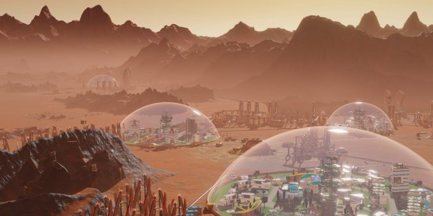 Игры про космос: Surviving Mars