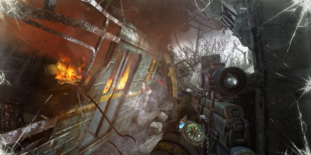 Шутеры с сюжетом: Metro Last Light Redux