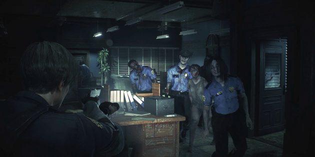 Самые ожидаемые игры 2019: Resident Evil 2