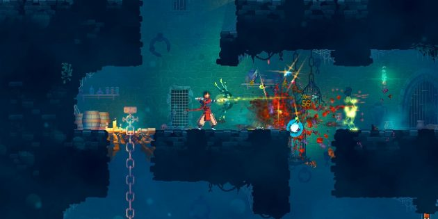 Топ инди-игр 2018: Dead Cells