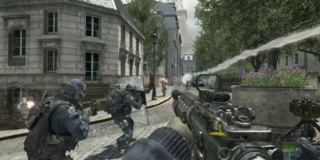 Шутеры с сюжетом: Call of Duty: Modern Warfare 3