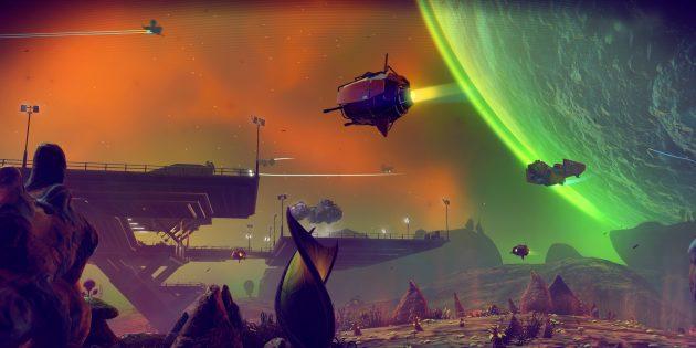 Игры про космос: No Man's Sky