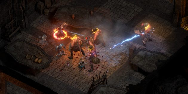 Топ инди-игр 2018: Pillars of the Eternity II