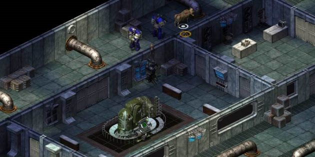 Игра Fallout Tactics: Brotherhood of Steel