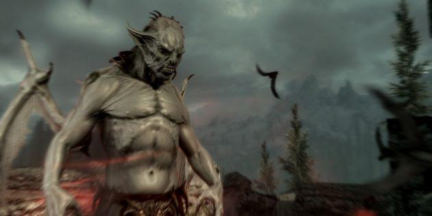 Игры про вампиров для ПК и консолей: The Elder Scrolls V: Skyrim