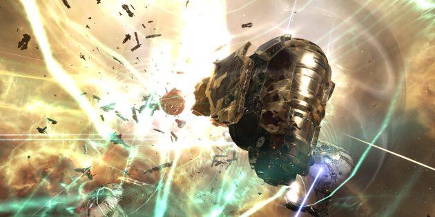 Игры про космос: EVE Online