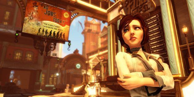 Шутеры с сюжетом: BioShock Infinite