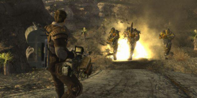 Игра Fallout: New Vegas