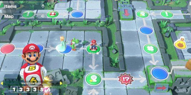 Лучшие игры по версии Time: Super Mario Party