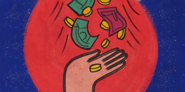 Финансовая грамотность: налог для самозанятых