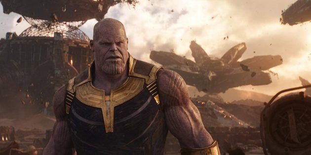 Мстители 4: Что случится с Таносом