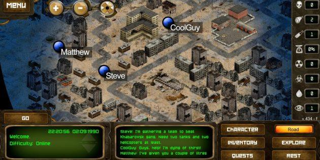 Игры про выживание: Day R Survival
