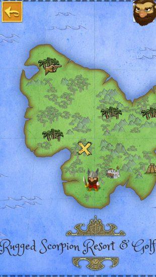Игры про пиратов: Scurvy Scallywags